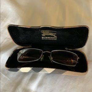 Burberry Eyeglasses & Case